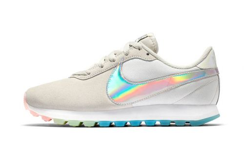 "The New ""Rainbow"" Nike Pre Love O.X. Features a Multicolor Sole"