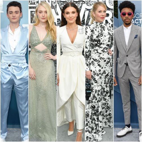 Feast Your Eyes on the Best and Worst Dressed Celebs at the 2020 SAG Awards