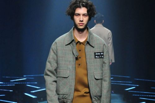 Outerwear Dominates FREIKNOCK's Fall/Winter 2018 Amazon Tokyo Fashion Week Presentation