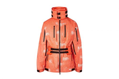 TAKAHIROMIYASHITA TheSoloIst. Releases an Insulation-Focused Tyvek® Shell Hooded Jacket