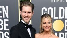 Kaley Cuoco's Husband's Haircut Is Making Her Rethink Her Wedding Vows