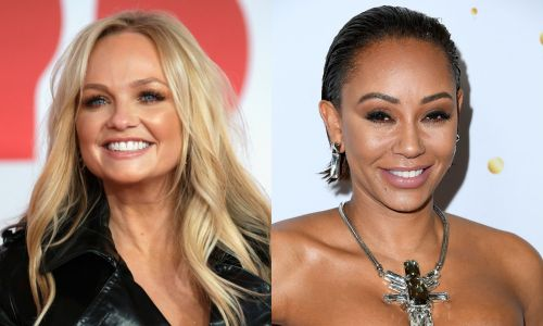 Spice Girls' Emma Bunton Reveals She Once Threw Up In Mel B's Mouth!