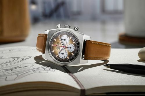 Zenith Revisits a 1970's Icon With Latest Chronomaster Revival A385