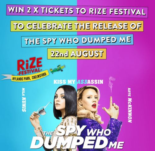 It's Comp Time! Win Tickets To Rize Festival