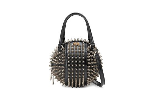 Gucci's Spiked Basketball-Shaped Bag Is an Ode to '80s Punk