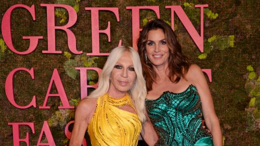Industry Icons Got Dressed up in Sustainably Made Gowns for the Green Carpet Fashion Awards