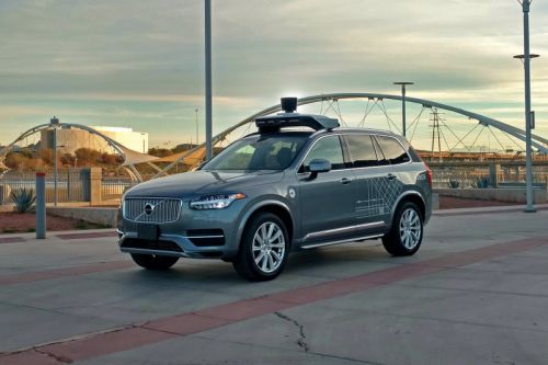 Uber Test Driver was Watching Hulu When Self-Driving Car Crashed