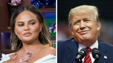 Chrissy Teigen Unleashes Scathing Parting Words For Donald Trump