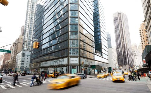 Nordstrom to open New York flagship in October