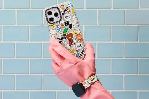CASETiFY and LINE FRIENDS Deliver Squeaky Clean Tech Collab
