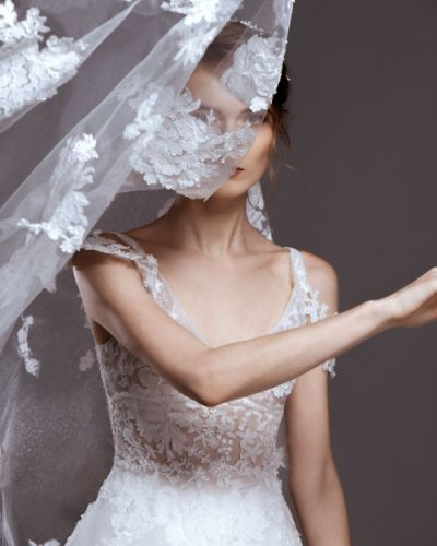 Queen of flowers - GEORGES HOBEIKA Bridal Ready-to-Wear Spring