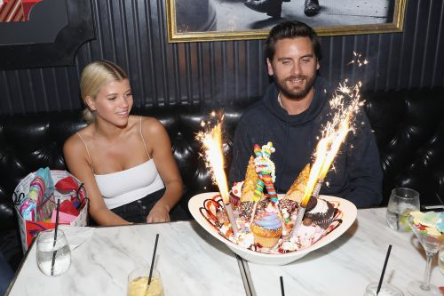 Scott Disick Is Reportedly 'Being A Better Father' - And It's All Thanks To Sofia Richie, Source Says