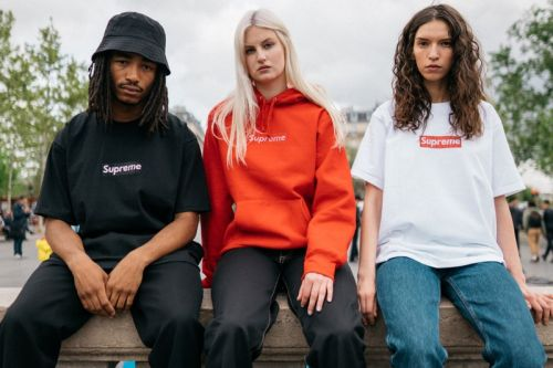 Supreme's Swarovski Box Logo Collection Hits the Resell Market for $2,000 USD