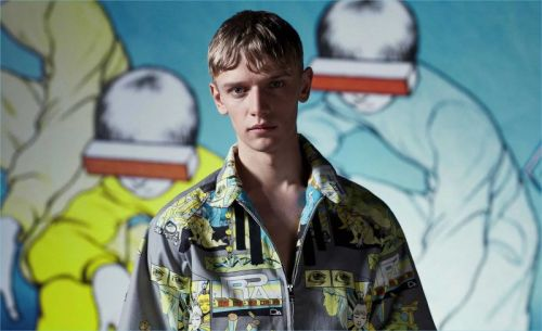 Prada Redux: Matches Fashion Gets Graphic with the Italian Label