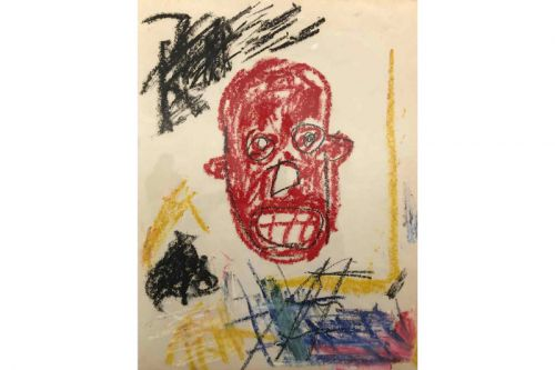 Controversial Basquiat Artworks Go on Display at Art Basel 2018