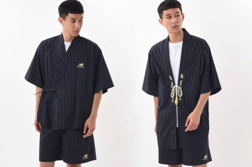 """New Balance Japan Channels Heritage With """"Modern Classic"""" Apparel Collection"""