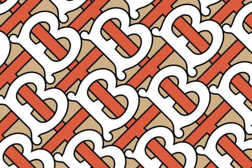 """Burberry Looks to Its Archive With New """"Thomas Burberry"""" Monogram"""