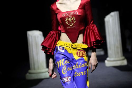 Watch the Moschino Runway Show Live