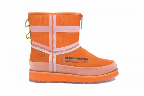 Heron Preston Reunites With UGG for FW19 Footwear