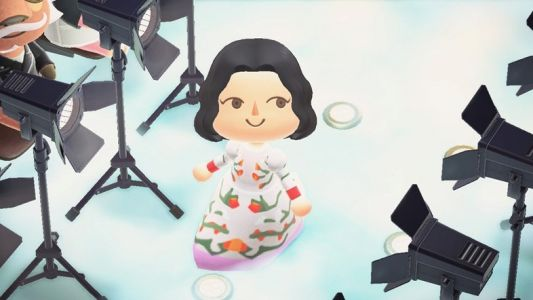 Going behind-the-scenes of Animal Crossing's first-ever fashion show