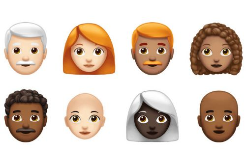 Here's Your First Look at Apple's New Emoji Additions