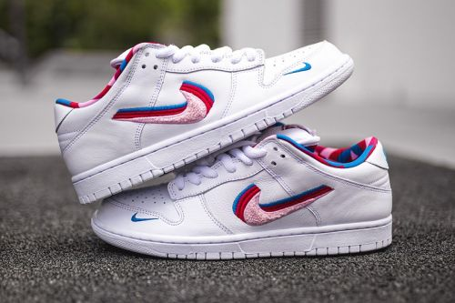 A Closer Look at Parra and Nike's Collaborative SB Dunk Low