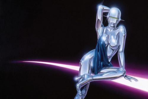 The cult Japanese artist behind Dior's sexy robots