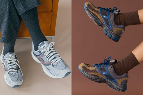 Packer and Reebok Explore Fall's Color Spectrum with New Trinity Premier Collection