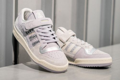 Footpatrol Teams with adidas Originals for Elegant Forum 84 Low
