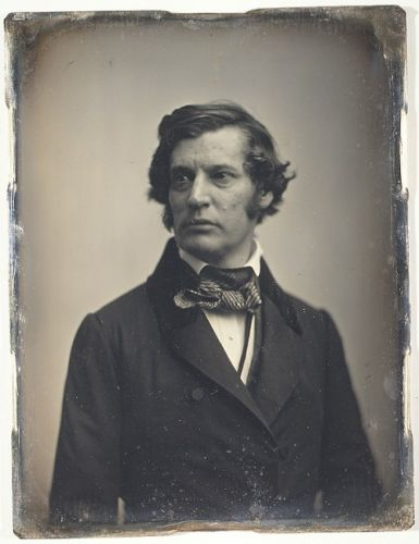 Charles Sumner by Southworth & Hawes, c.1850