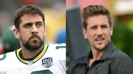 'Bachelorette' Winner Jordan Rodgers Just Dragged The S-t Out Of His NFL QB Bro Aaron