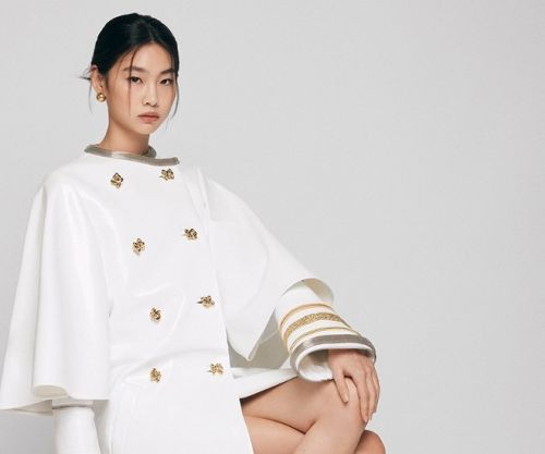 'Squid Game' Star Ho-yeon Jung is Louis Vuitton's New Ambassador