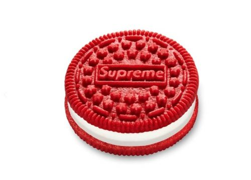 The Supreme Oreos are selling for up to $17,000 on eBay