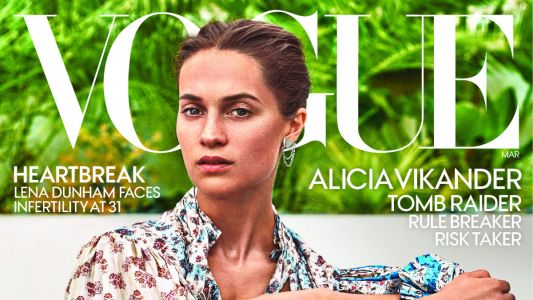 Must Read: Alicia Vikander Covers the March Issue of 'Vogue,' What Nina Garcia's Return Means for 'Elle'