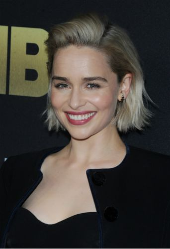 'GOT' Star Emilia Clarke Cut Off Her Hair And It's Shorter Than Ever