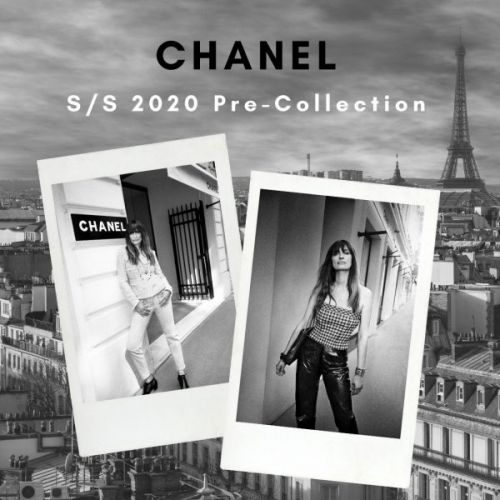CHANEL S/S 2020 Pre-Collection