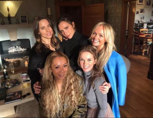 Victoria Beckham Reportedly Snubs Spice Girls Reunion Tour Because Of Mel B's Comments
