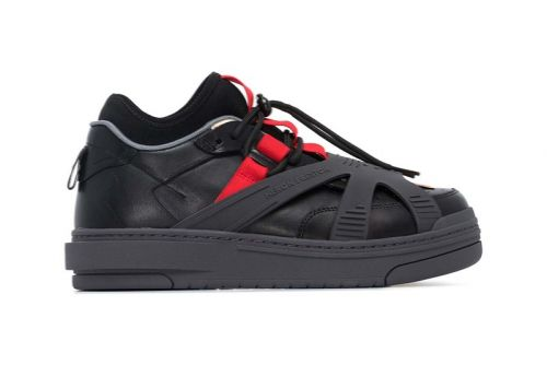 "Heron Preston Releases Rubber-Wrapped ""Protection"" Sneakers"