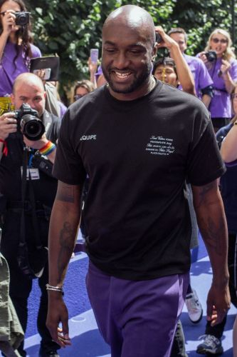 Virgil Abloh Tells Louis Vuitton's Story of Fashion