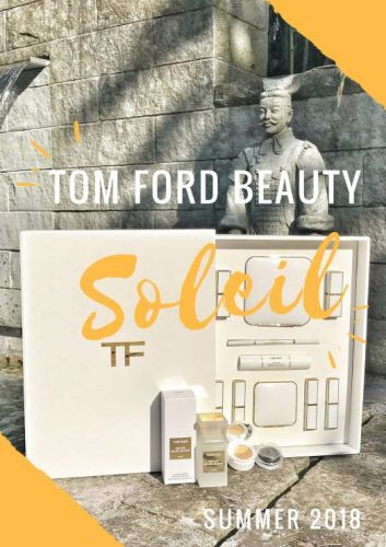 Tom Ford Beauty - Soleil Summer 2018
