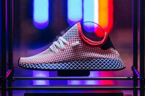 Last Night the adidas Deerupt Launched in Paris, Here's What Went Down