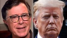 Stephen Colbert Schools Trump With A Scathing Reminder Of How Strongman Rulers End
