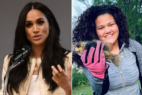 Meghan Markle offers support to biracial teen allegedly set on fire