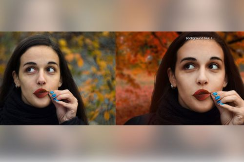 """Samsung Exposed for Using Stock Photo to Fake """"Portrait Mode"""" Feature"""