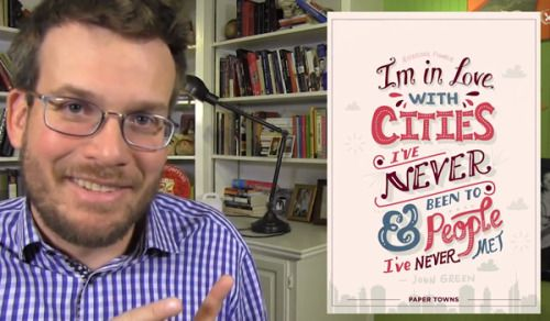 John Green's Most Famous Quote Was Actually Made Up By A