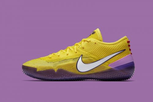 Nike's Kobe AD NXT 360 Set to Don Lakers Colors Next