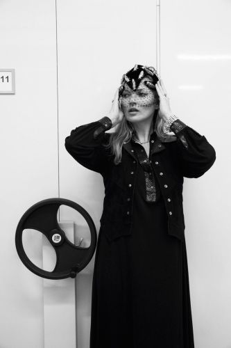 Kate Moss on Her New Book and Her Love of Vintage