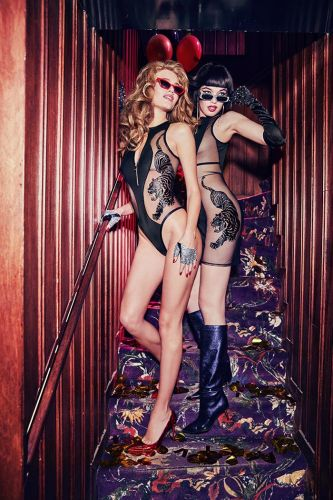 Honey Birdette Spices Up October with Two Premiere Campaigns