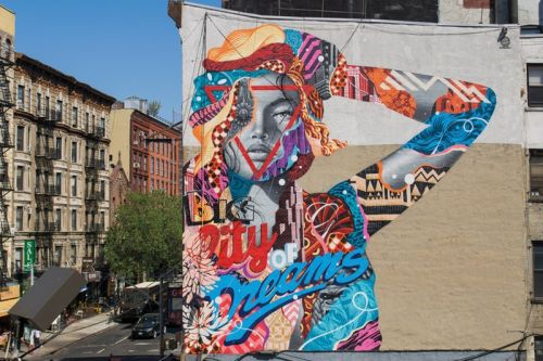 Tristan Eaton, Ben Eine & More Street Art Giants Unite for MURAL Festival 2018