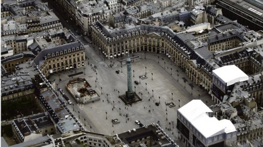 Place Vendome: the one Place the Great Jewellery Houses Boucheron, Cartier, Chaumet have called home